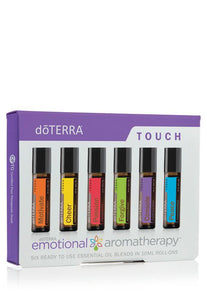 Emotional Aromatherapy TOUCH - Enrollment Kit ( diluted roller safe for immediate use)