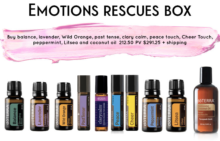 Emotions Rescue Box
