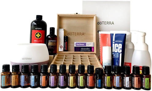 DoTERRA Natural Solutions Kit ( FREE Diffuser and citrus trio)