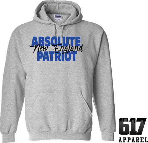 Absolute Patriot New England Hoodie