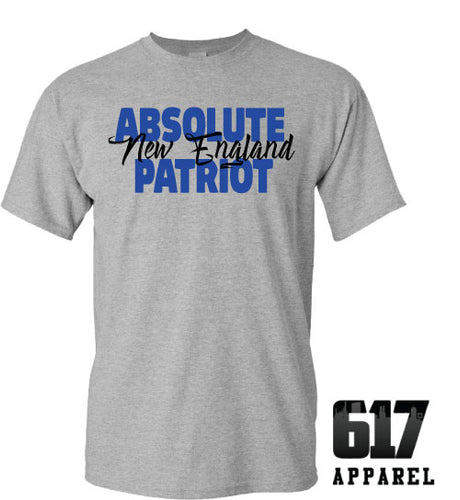 Absolute Patriot New England Unisex T-Shirt