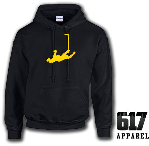 Flying ORR #4 Boston Hockey Hoodie