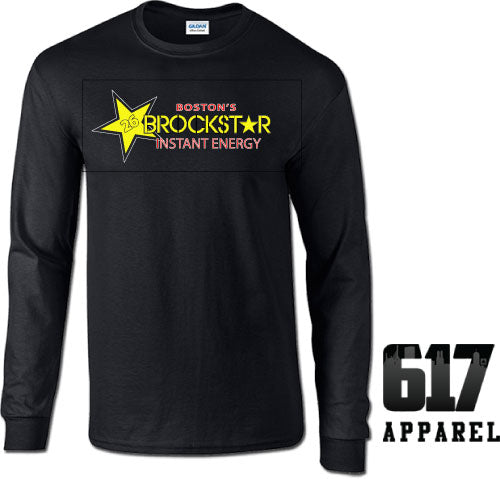 BrockStar Long Sleeve T-Shirt