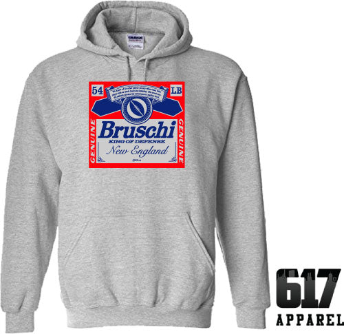 Bruschi King of Defense Hoodie