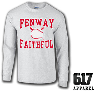 Fenway Faithful Long Sleeve T-Shirt