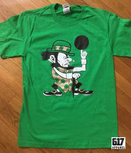 Boston IRISH Basketball Unisex T-Shirt