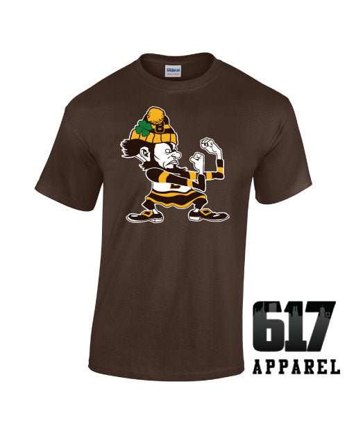 Fighting Boston Irish Hockey Ladies T-Shirt
