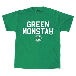 Green Monstah Heather Kelly Unisex T-Shirt