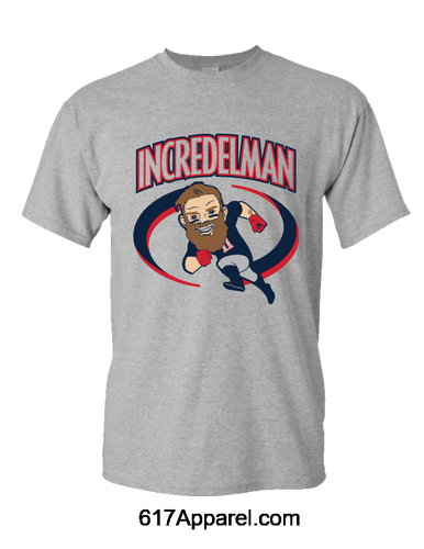 Incredelman Unisex T-Shirt