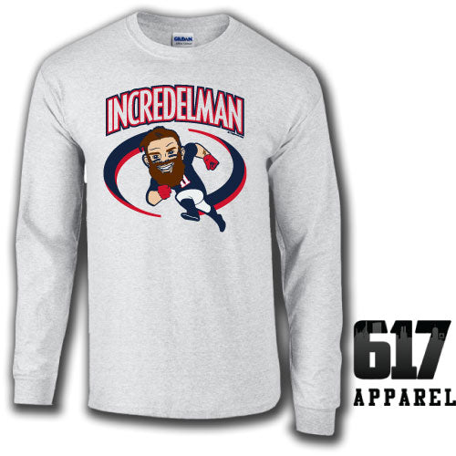 Incredelman Long Sleeve T-Shirt
