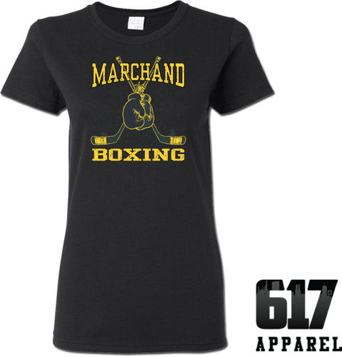 Marchand Boxing Ladies T-Shirt