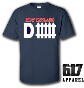 New England D-Fence Youth T-Shirt