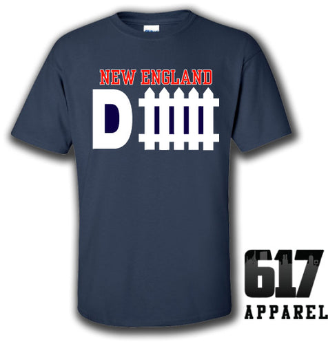 New England D-Fence Unisex T-Shirt