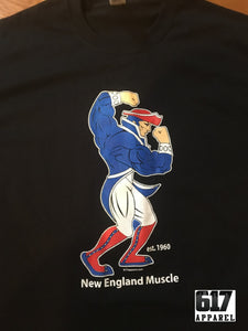 New England Muscle Ladies T-Shirt