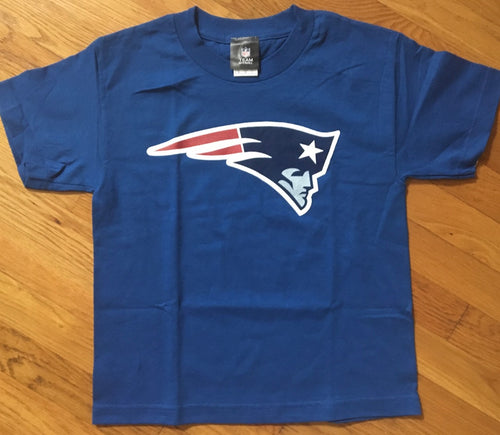 Officially Licensed New England Patriots Youth T-Shirt