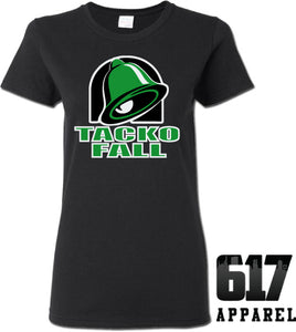 Tacko Fall Boston Basketball Ladies T-Shirt