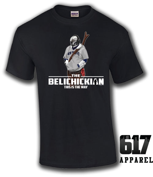 The Belichickian New England Youth T-Shirt