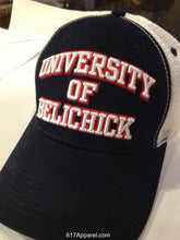 University of Belichick Trucker Hat