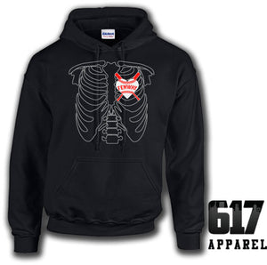 X-RAY Boston Baseball Hoodie