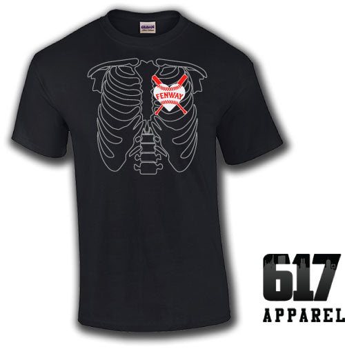 X-RAY Boston Baseball Unisex T-Shirt