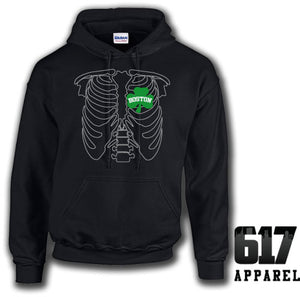 X-RAY Boston Basketball Hoodie