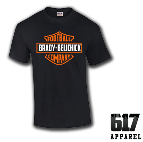 Brady-Belichick Football Company Youth T-Shirt