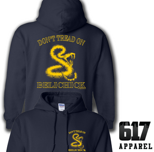 Don't Tread on Belichick Hoodie