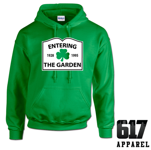 Entering The Garden (Basketball) Hoodie