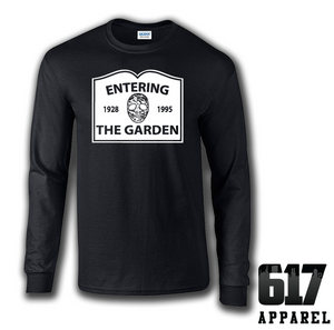 Entering The Garden (Hockey) Long Sleeve T-Shirt