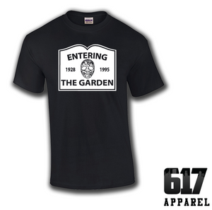 Entering The Garden (Hockey) Unisex T-Shirt