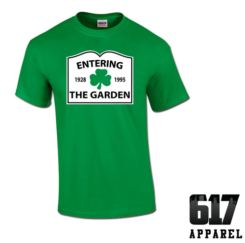 Entering The Garden (Basketball) Unisex T-Shirt