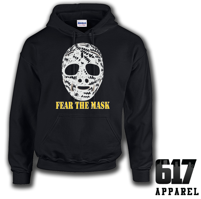 Fear the Mask Hoodie