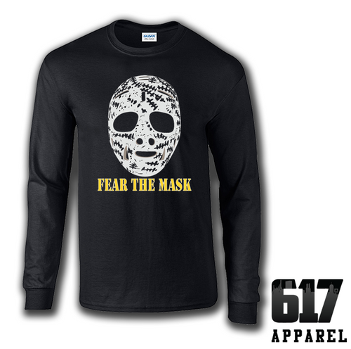 Fear the Mask Long Sleeve T-Shirt