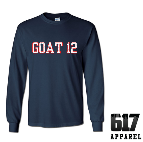 GOAT 12 Long Sleeve T-Shirt