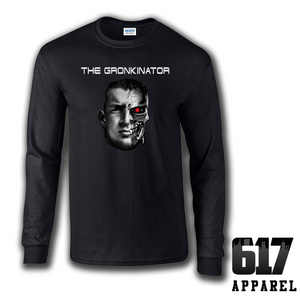 The Gronkinator Long Sleeve T-Shirt