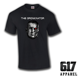 The Gronkinator Unisex T-Shirt