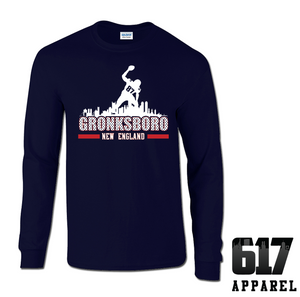 Gronksboro New England Long Sleeve T-Shirt