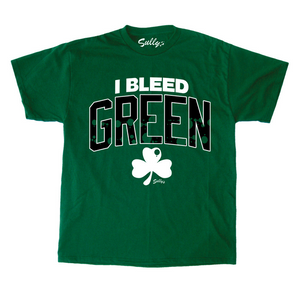 I Bleed Green Boston Unisex T-Shirt