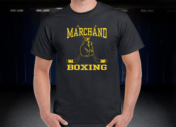 Marchand Boxing Unisex T-Shirt