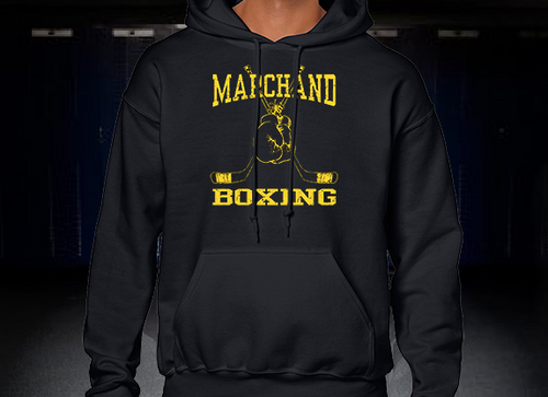 Marchand Boxing Hoodie