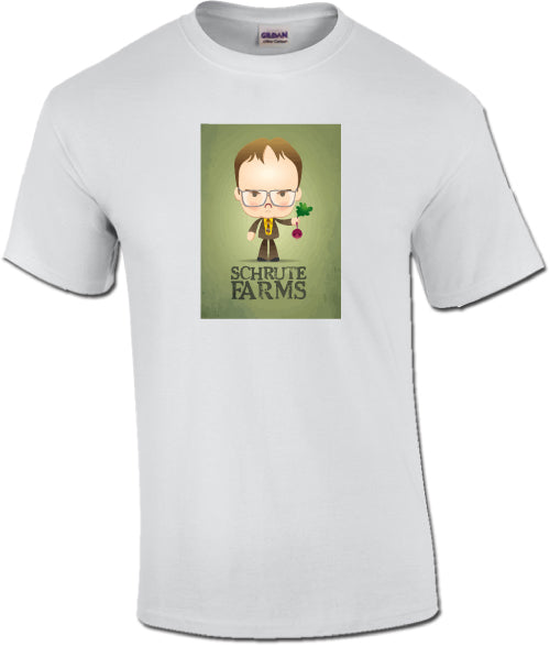 Dwight Schrute Farms Beets The Office Unisex T-Shirt