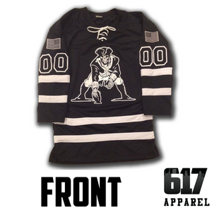 Pat the Skeleton Hockey Sweater Jersey