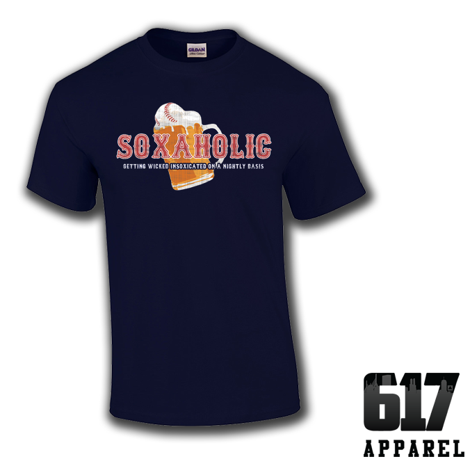 Soxaholic Youth T-Shirt