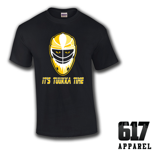 It's Tuukka Time Unisex T-Shirt
