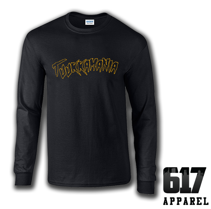 TUUKKAMANIA Long Sleeve T-Shirt