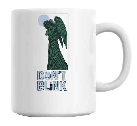 The Weeping Angel Mug