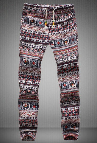 Hawaiian Comfortable  Pants