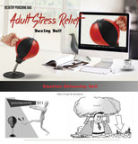 Stress Bag The Desktop Punching bag