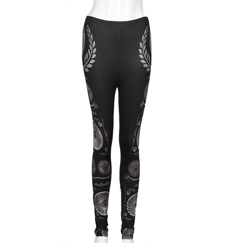 The Regal Bullet Leggings