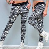 Cloud Camouflage  Leggings